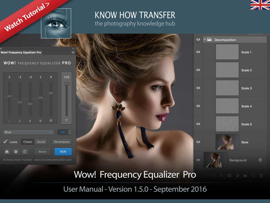 Wow! Frequency Equalizer Pro user Manual September 2016