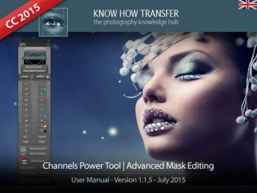 Channels Power Tool Panel