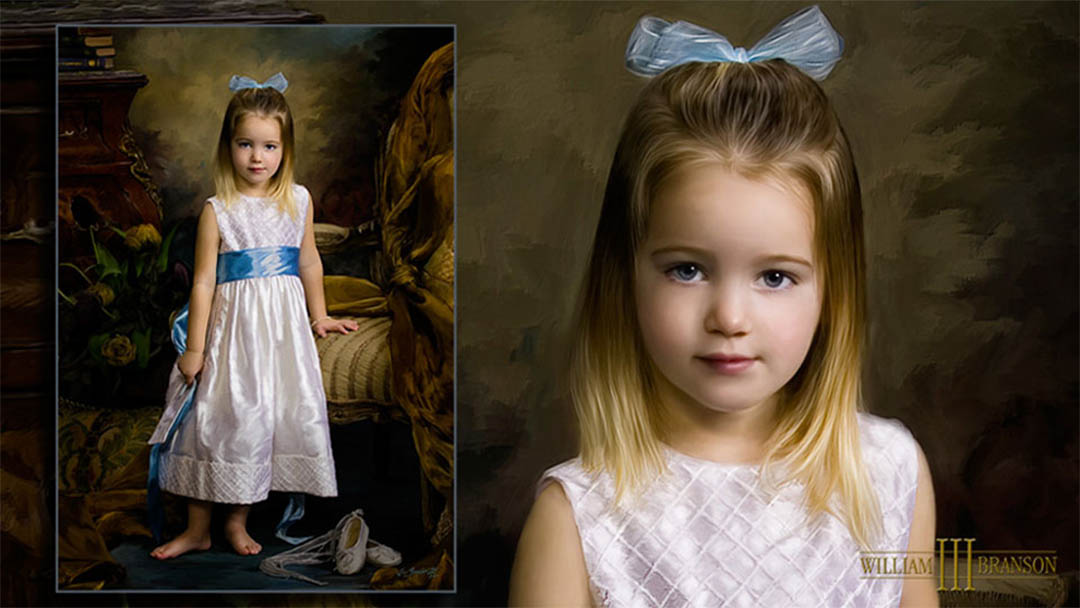William Branson III Artistic Portraiture