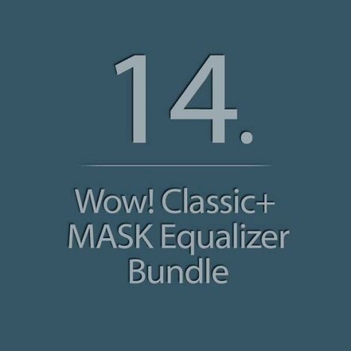 Wow Classic + Mask Equalizer Bundle