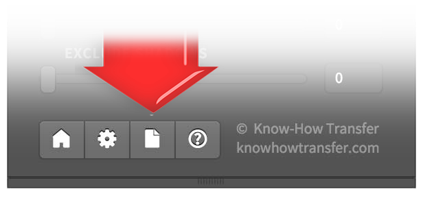 Quick accesso to the interactive manuals from Know-How Transfer Plugins Panels
