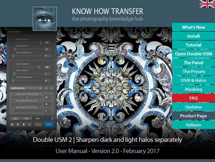 Double USM 2 usere Manual Front Page February 2017