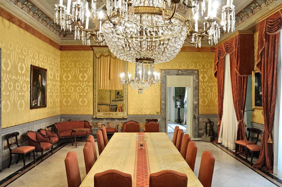 Palazzo Reale di Cagliari, Italy. Image tuned by NEXT