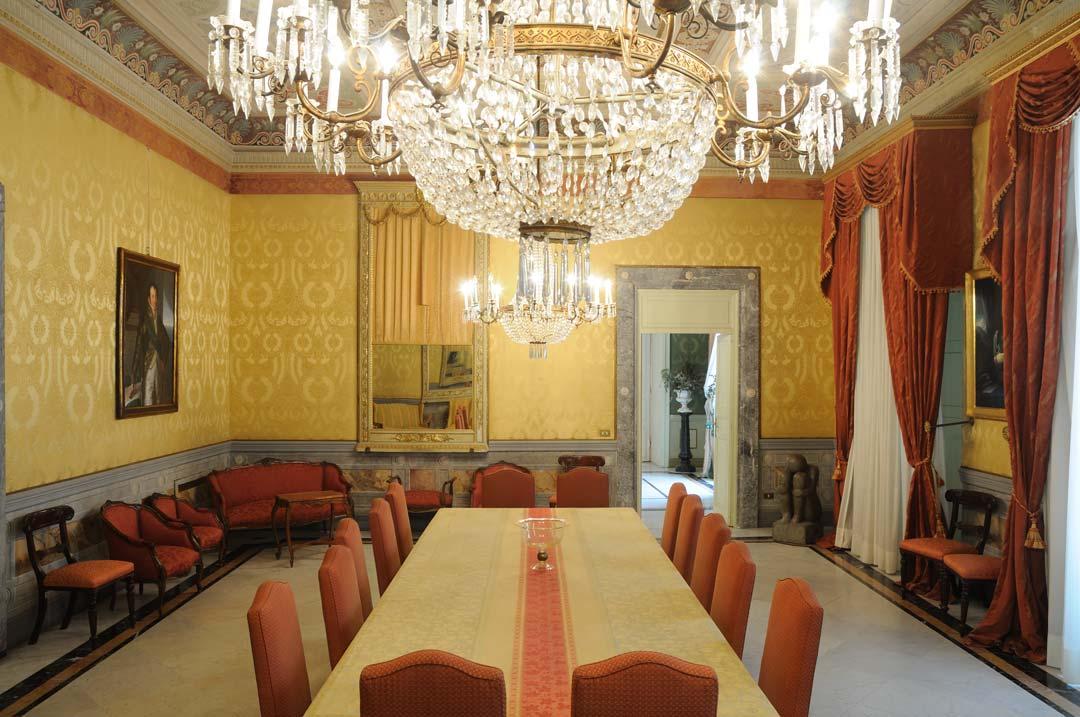 Palazzo Reale di Cagliari, Italy. Original